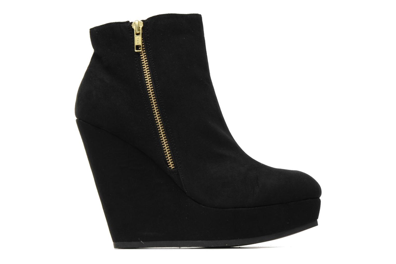 Boots en enkellaarsjes I Love Shoes Needed Zwart achterkant