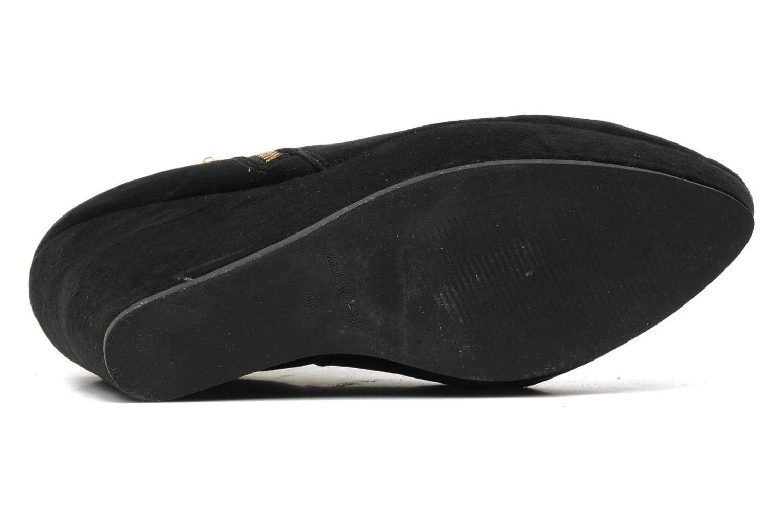 Stiefeletten & Boots I Love Shoes Needed schwarz ansicht von oben