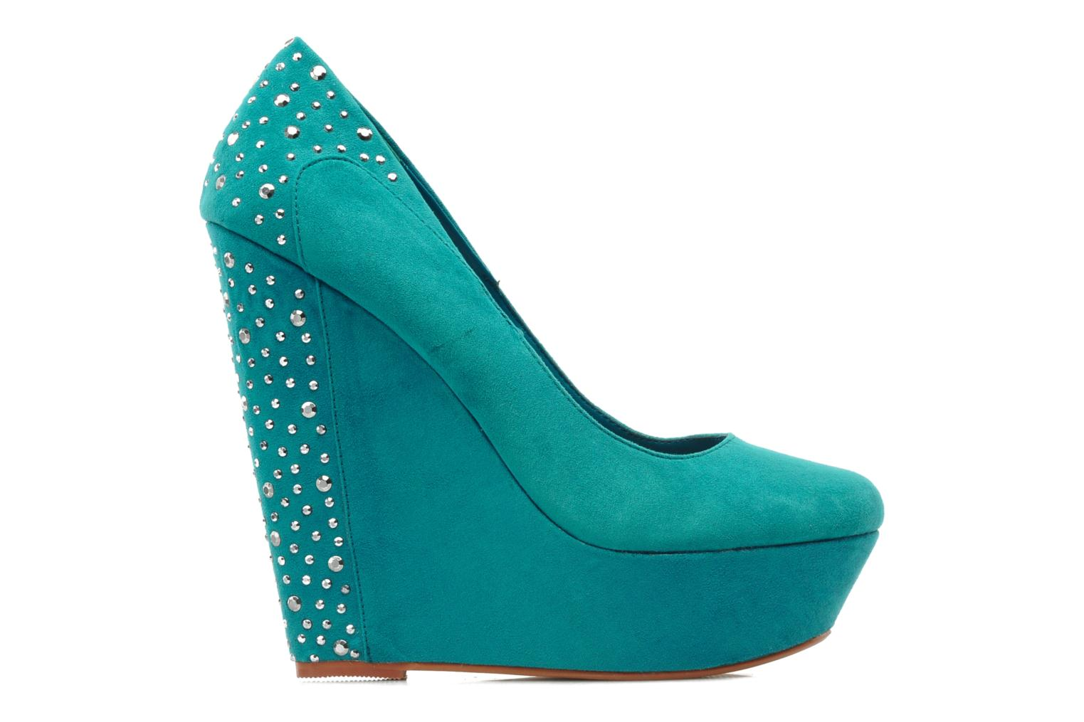Pumps I Love Shoes Nydo Blauw achterkant