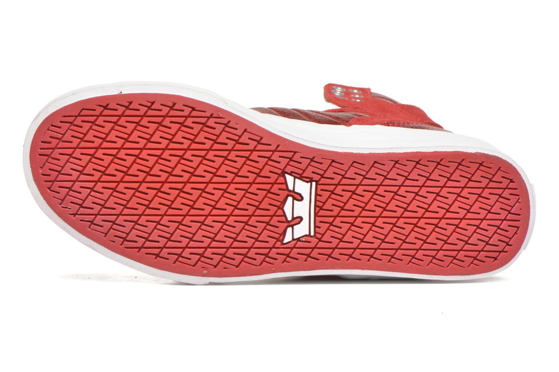 Sneakers Supra Skytop w Rood boven