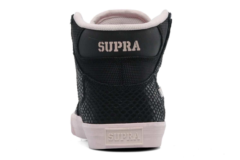Sneaker Supra Vaider w schwarz ansicht von rechts