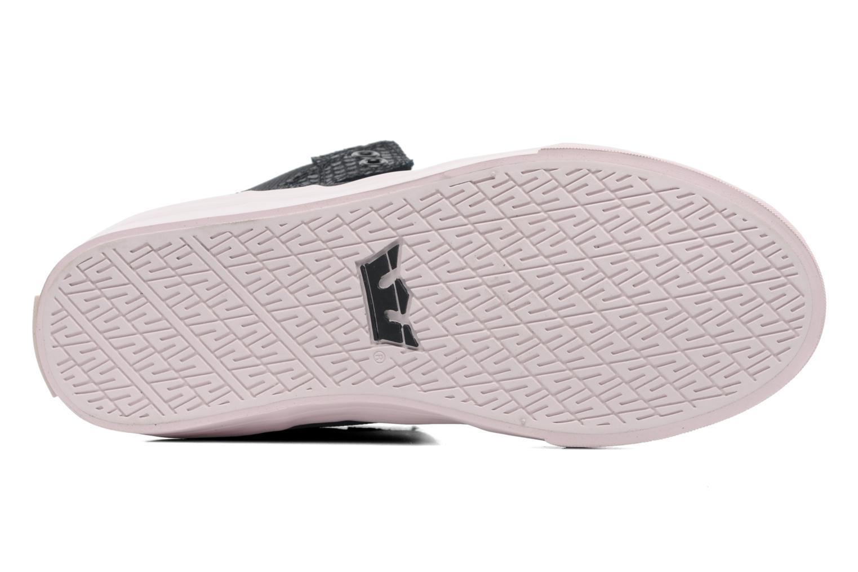 Sneakers Supra Vaider w Zwart boven