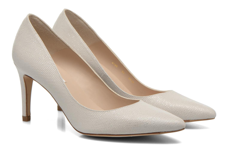 Zapatos de tacón L.K. Bennett Floret Blanco vista 3/4