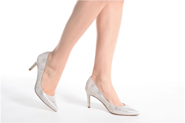 Zapatos de tacón L.K. Bennett Floret Blanco vista de abajo