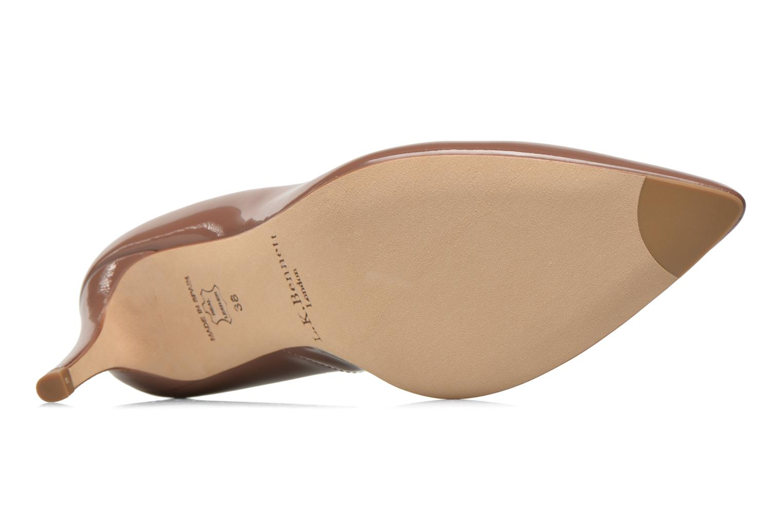 Zapatos de tacón L.K. Bennett Floret Marrón vista de arriba