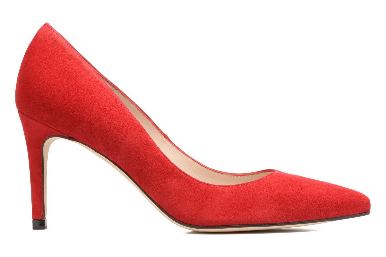 High heels L.K. Bennett Floret Red back view