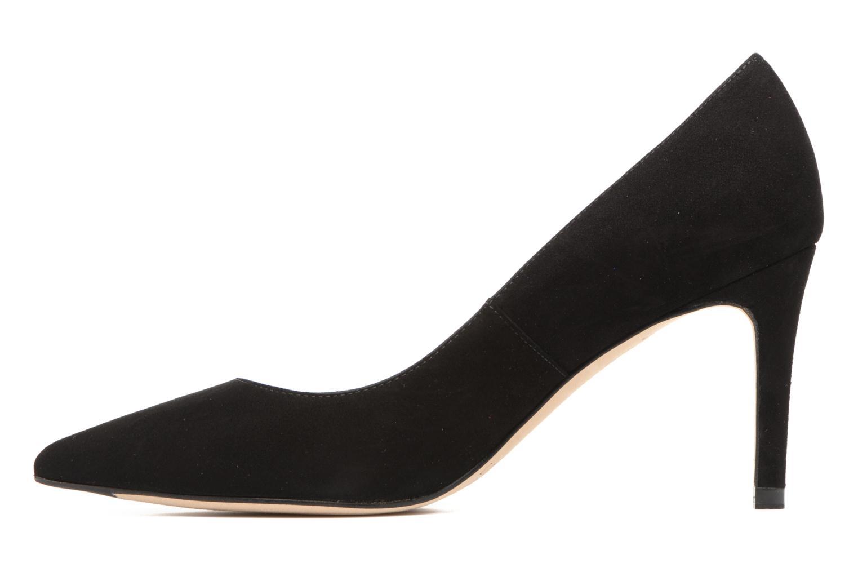 High heels L.K. Bennett Floret Black front view