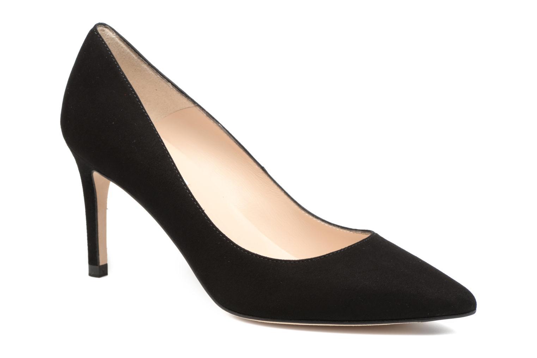 High heels L.K. Bennett Floret Black detailed view/ Pair view