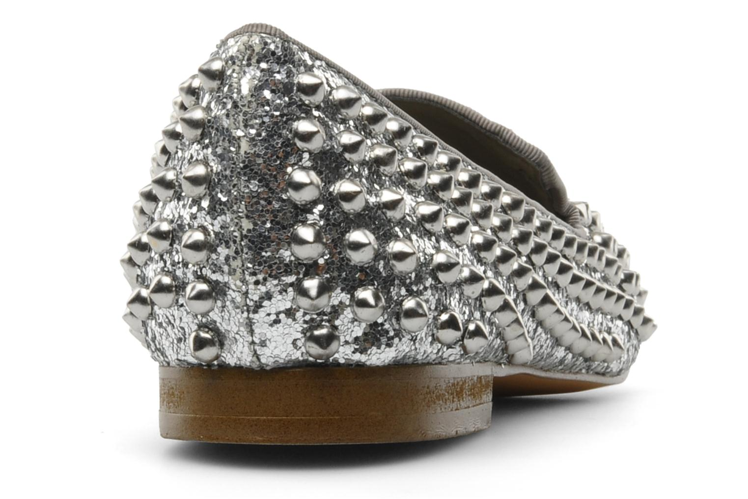 Studly Silver with studs