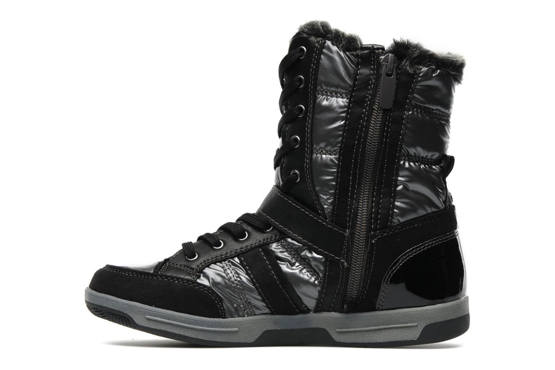 Bottes I Love Shoes Eperon Gris vue face