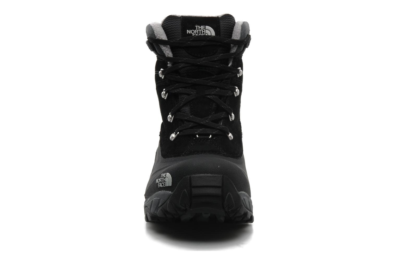 Sportschuhe The North Face M Chilkat II schwarz schuhe getragen
