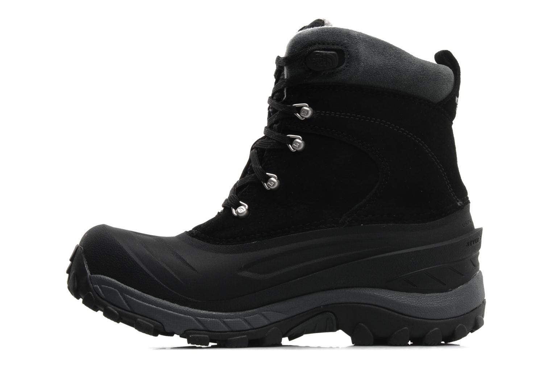 Chaussures de sport The North Face M Chilkat II Noir vue face