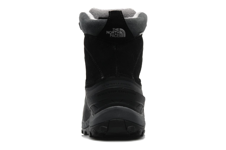 Chaussures de sport The North Face M Chilkat II Noir vue droite
