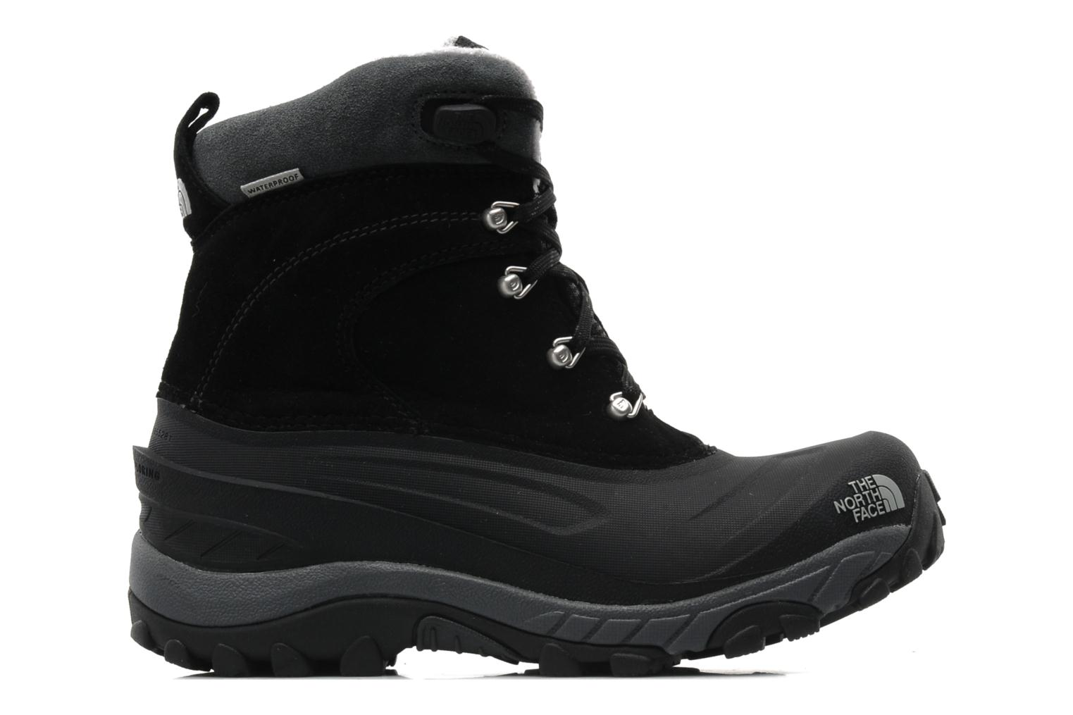 Sportschoenen The North Face M Chilkat II Zwart achterkant