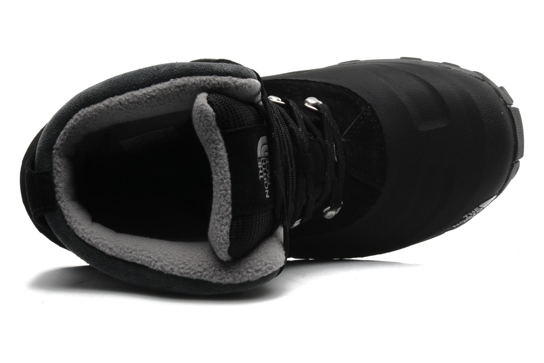 Chaussures de sport The North Face M Chilkat II Noir vue gauche