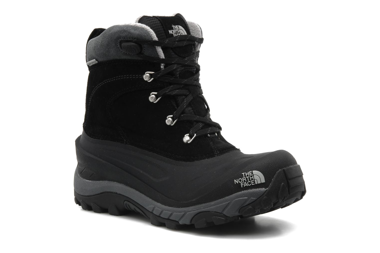 Sportschoenen The North Face M Chilkat II Zwart detail