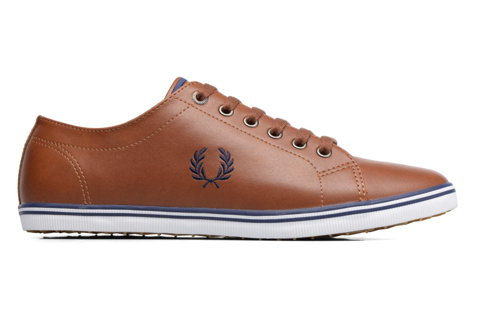 Kingston Leather Tan/Carbon Blue