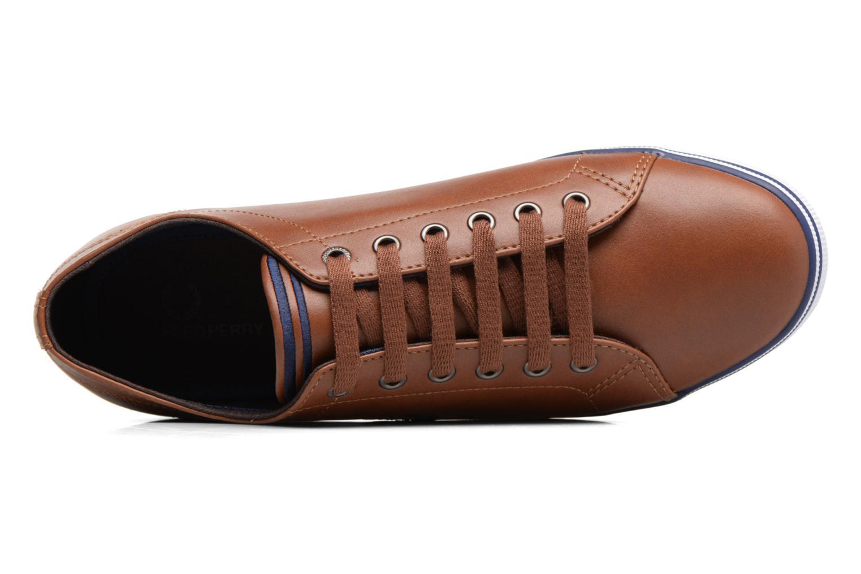 Kingston Leather Tan/Carbon Blue