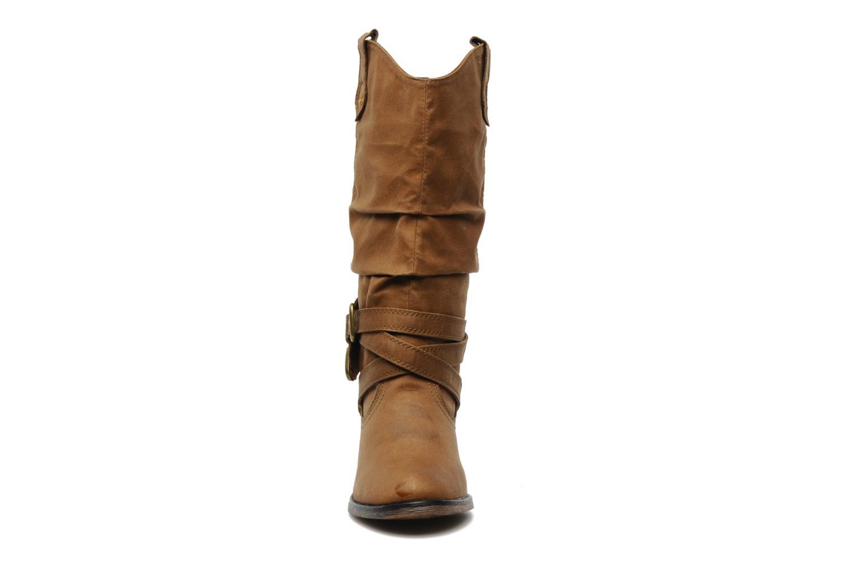 Bottines et boots Rocket Dog SIDESTEP Marron vue portées chaussures