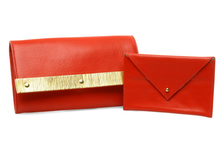 Gaia Wallet Vermillon