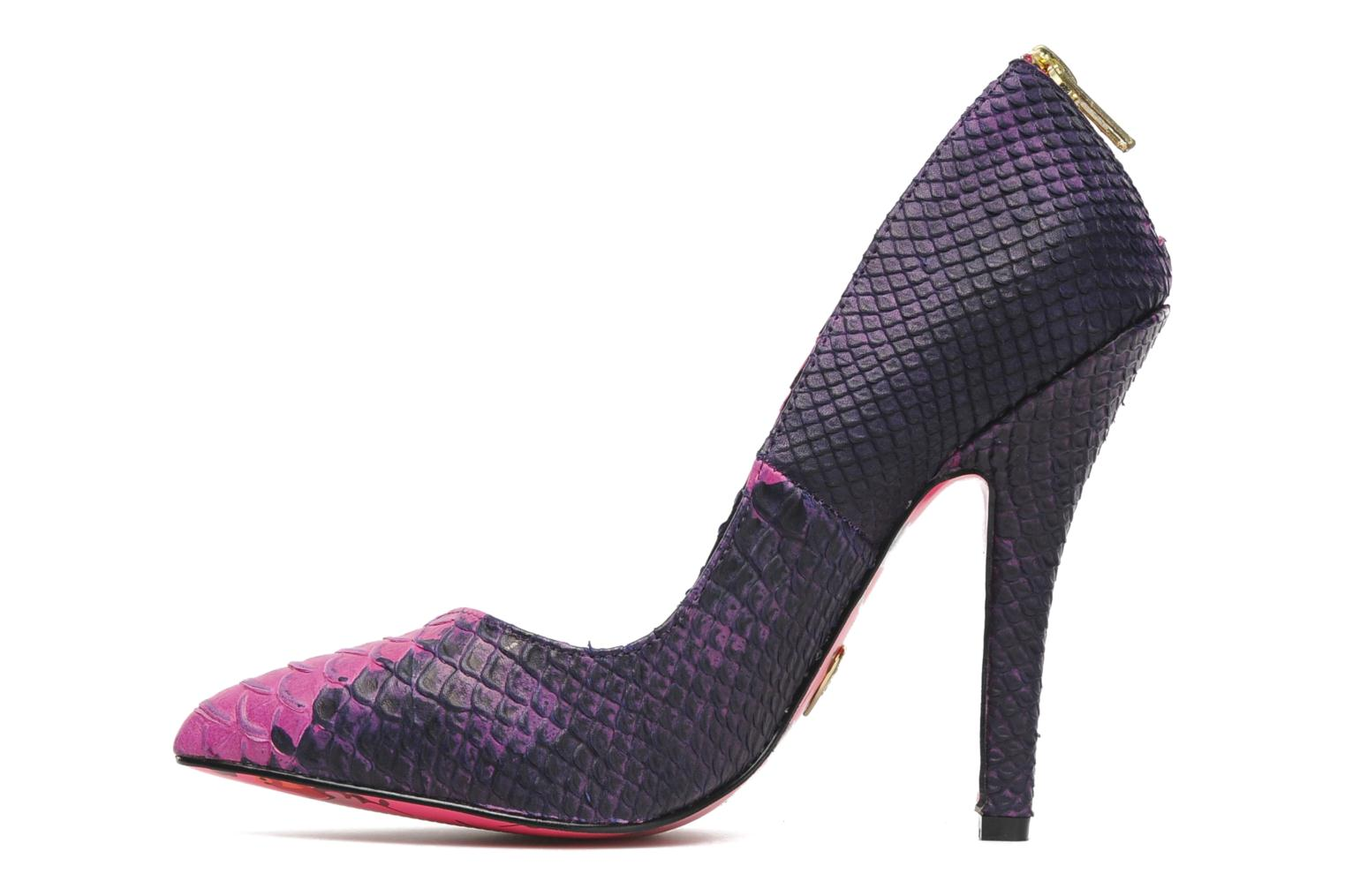 High heels Betsey Johnson TAYLR Pink front view