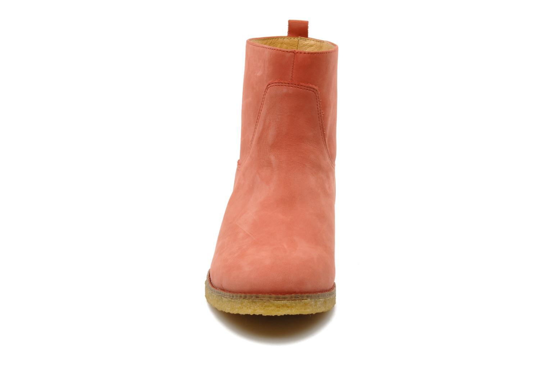 Ankle boots Flipflop CABALLO Orange model view