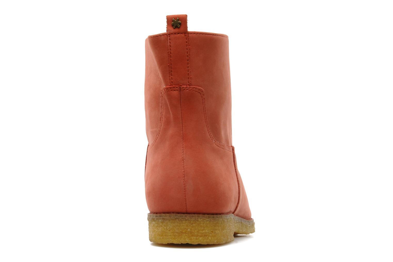 Bottines et boots Flipflop CABALLO Orange vue droite