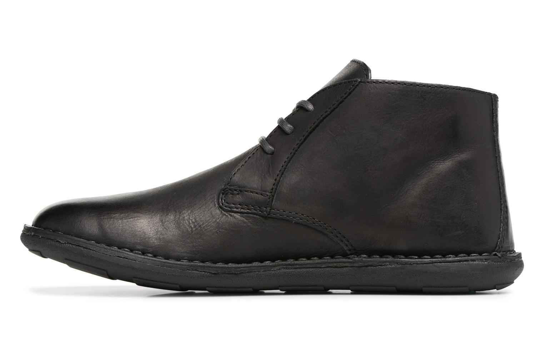 Chaussures à lacets Kickers SWIBO Noir vue face