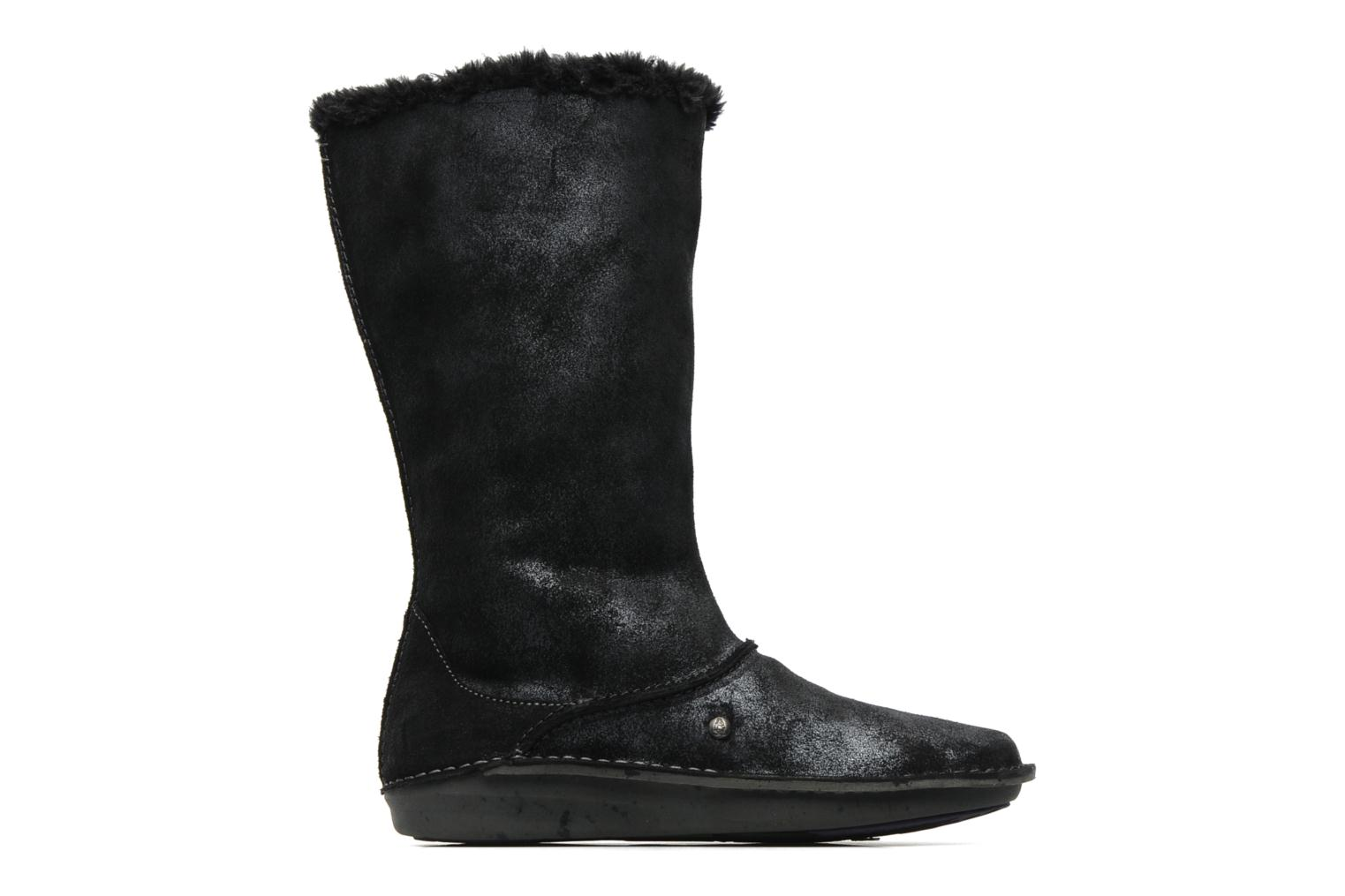 Ankle boots Hush Puppies SACHEM Black back view