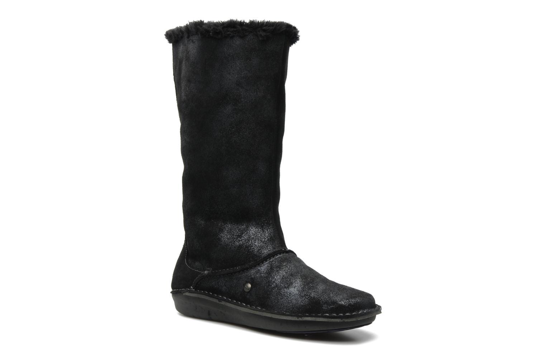 Bottines et boots Hush Puppies SACHEM Noir vue détail/paire