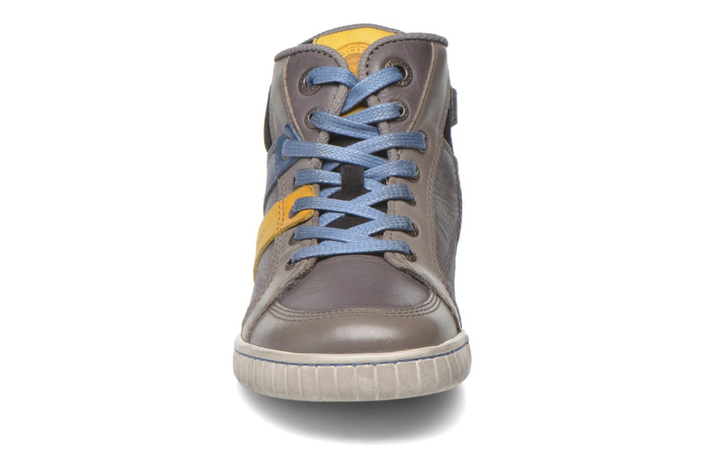 Sneaker Kickers Wincut blau schuhe getragen