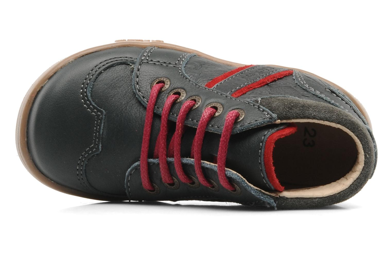 Bottines et boots Kickers TRANSISTOR Gris vue gauche