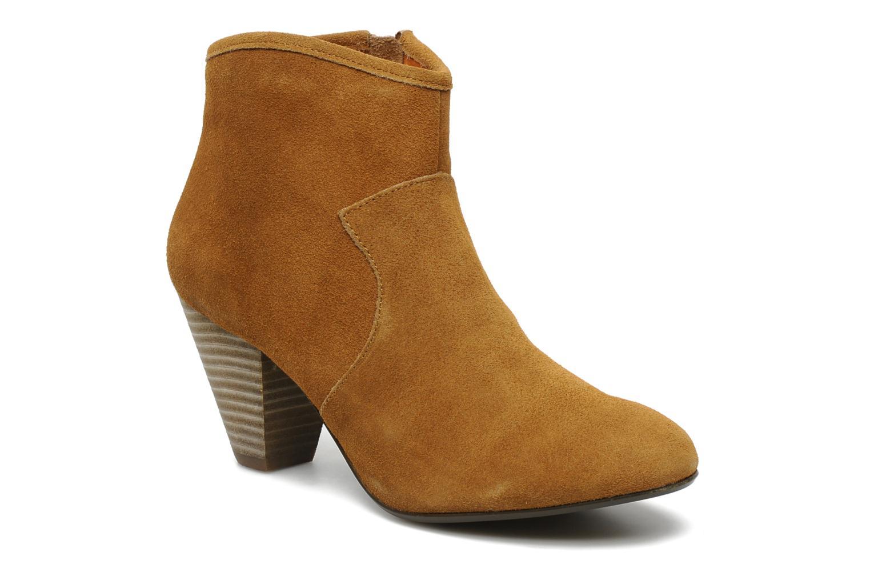 Grandes descuentos últimos zapatos Georgia Rose Ipana (Marrón) - Botines  Descuento