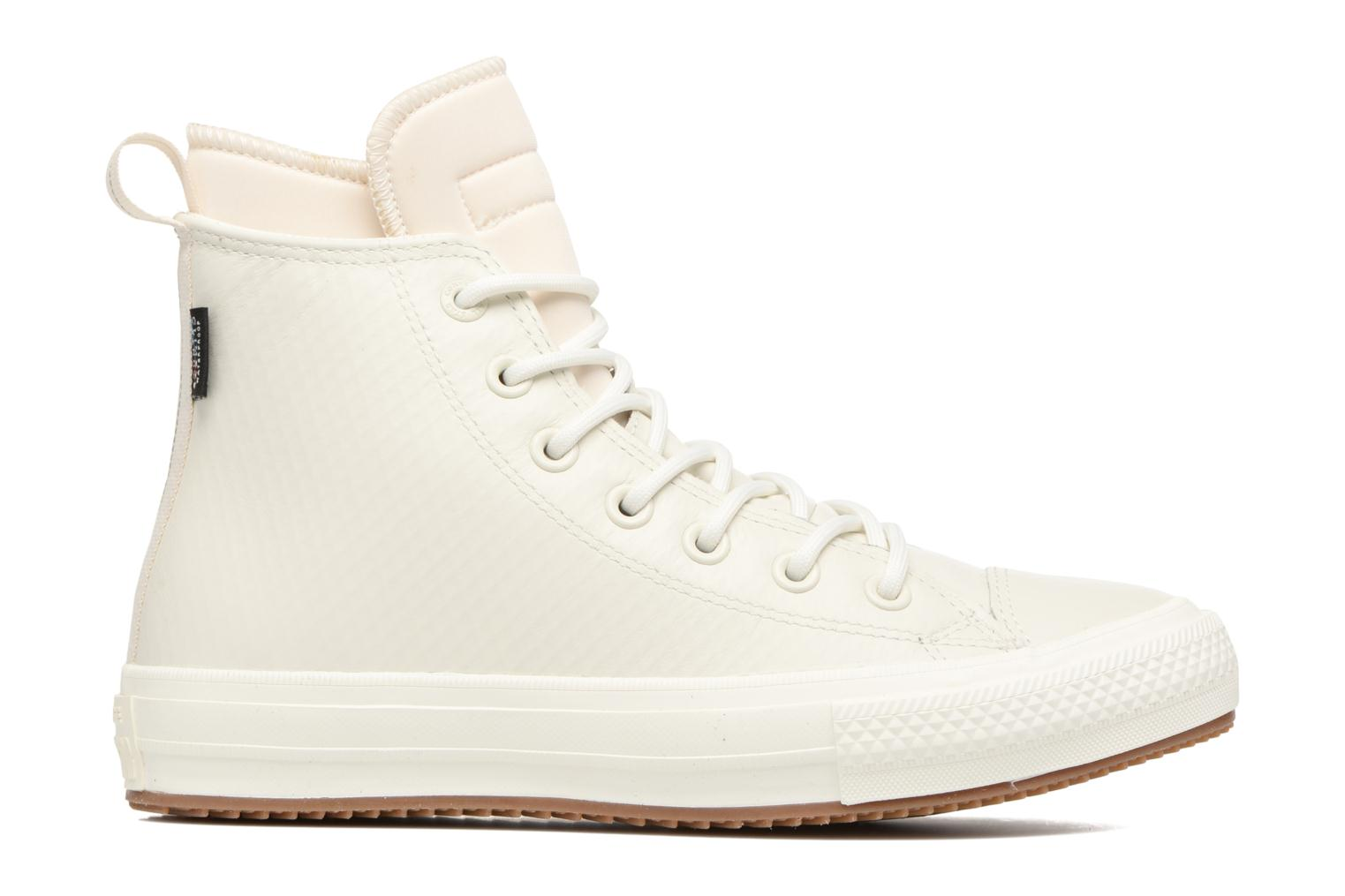 Sneakers Converse Chuck Taylor All Star Leather Hi W Beige immagine posteriore