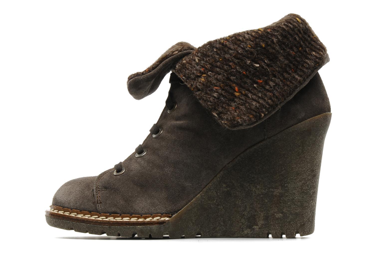 Bottines et boots Tosca Blu Shoes Rubino 1 Gris vue face
