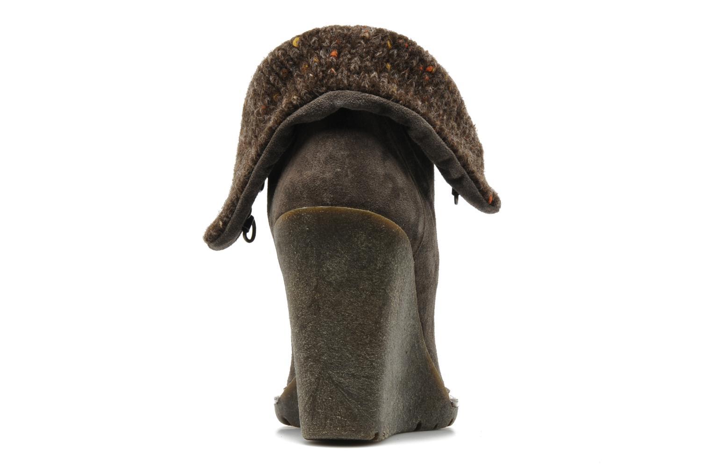 Bottines et boots Tosca Blu Shoes Rubino 1 Gris vue droite