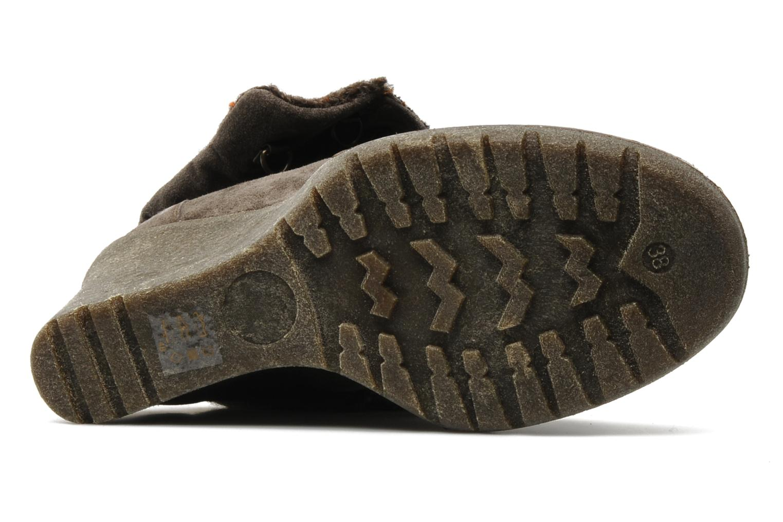 Bottines et boots Tosca Blu Shoes Rubino 1 Gris vue haut