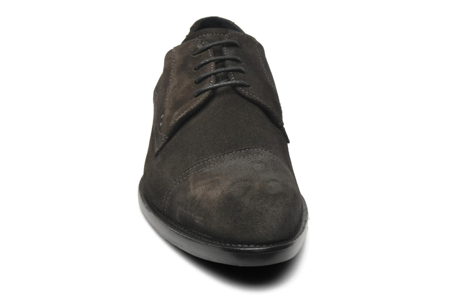 Lace-up shoes Marvin&co Thepia Grey model view