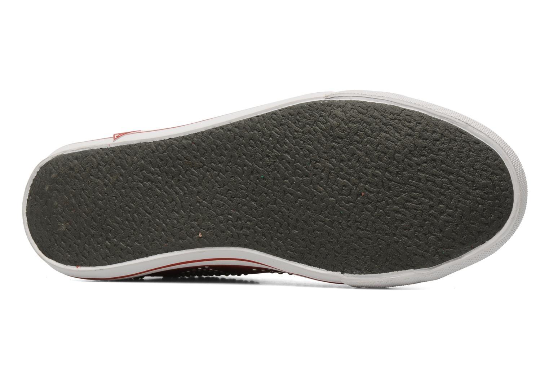 Sneakers Guess Heart Rosso immagine dall'alto