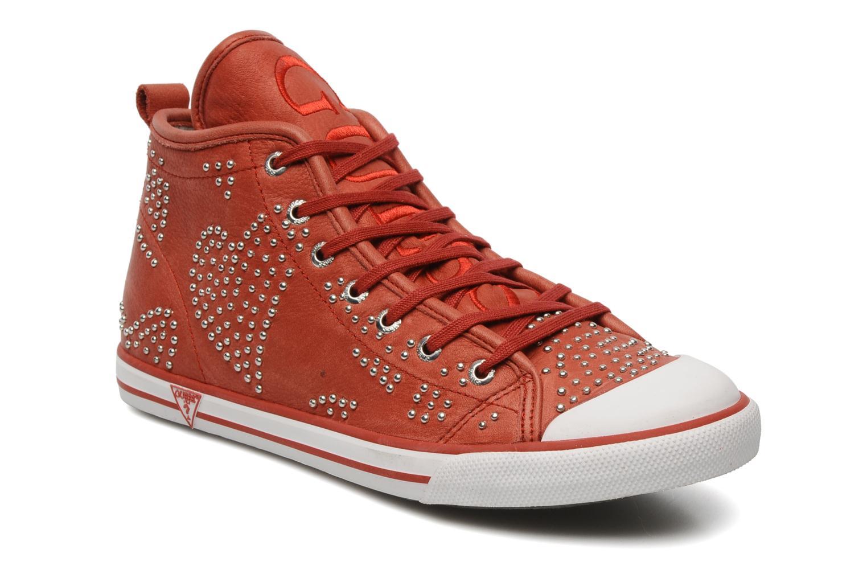Sneakers Guess Heart Rosso vedi dettaglio/paio