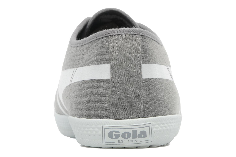 Sneakers Gola Quattro Marl M Grijs rechts
