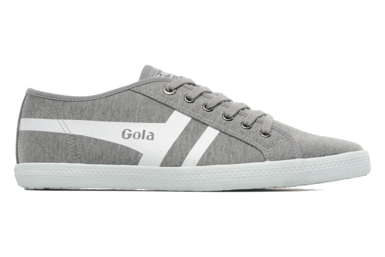 Sneakers Gola Quattro Marl M Grijs achterkant