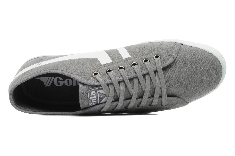 Sneakers Gola Quattro Marl M Grijs links