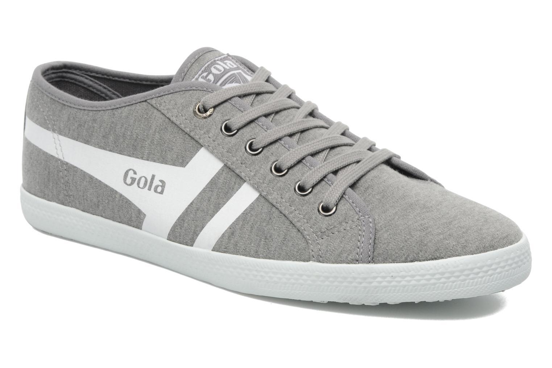 Sneakers Gola Quattro Marl M Grijs detail