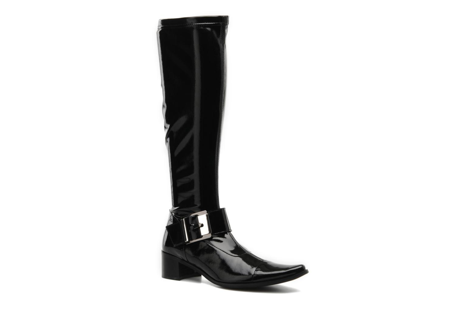 Boots & wellies JB MARTIN Bayabe Black detailed view/ Pair view