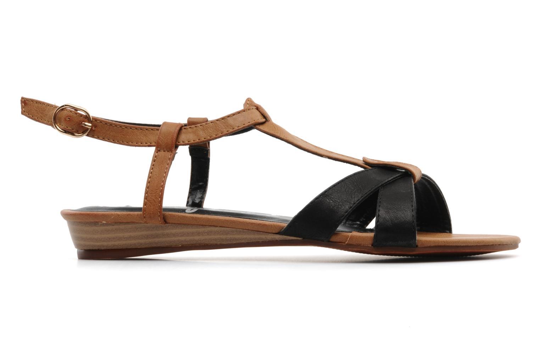 Sandali e scarpe aperte Refresh ARAM Nero immagine posteriore