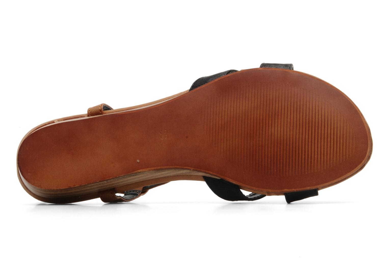 Sandali e scarpe aperte Refresh ARAM Nero immagine dall'alto