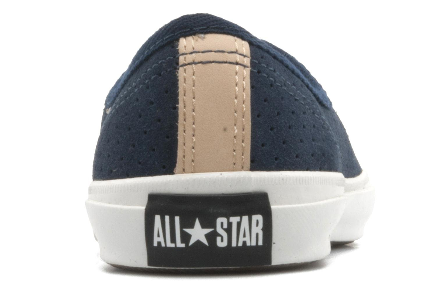 Sneakers Converse Trainer Perf Ox W Blauw rechts