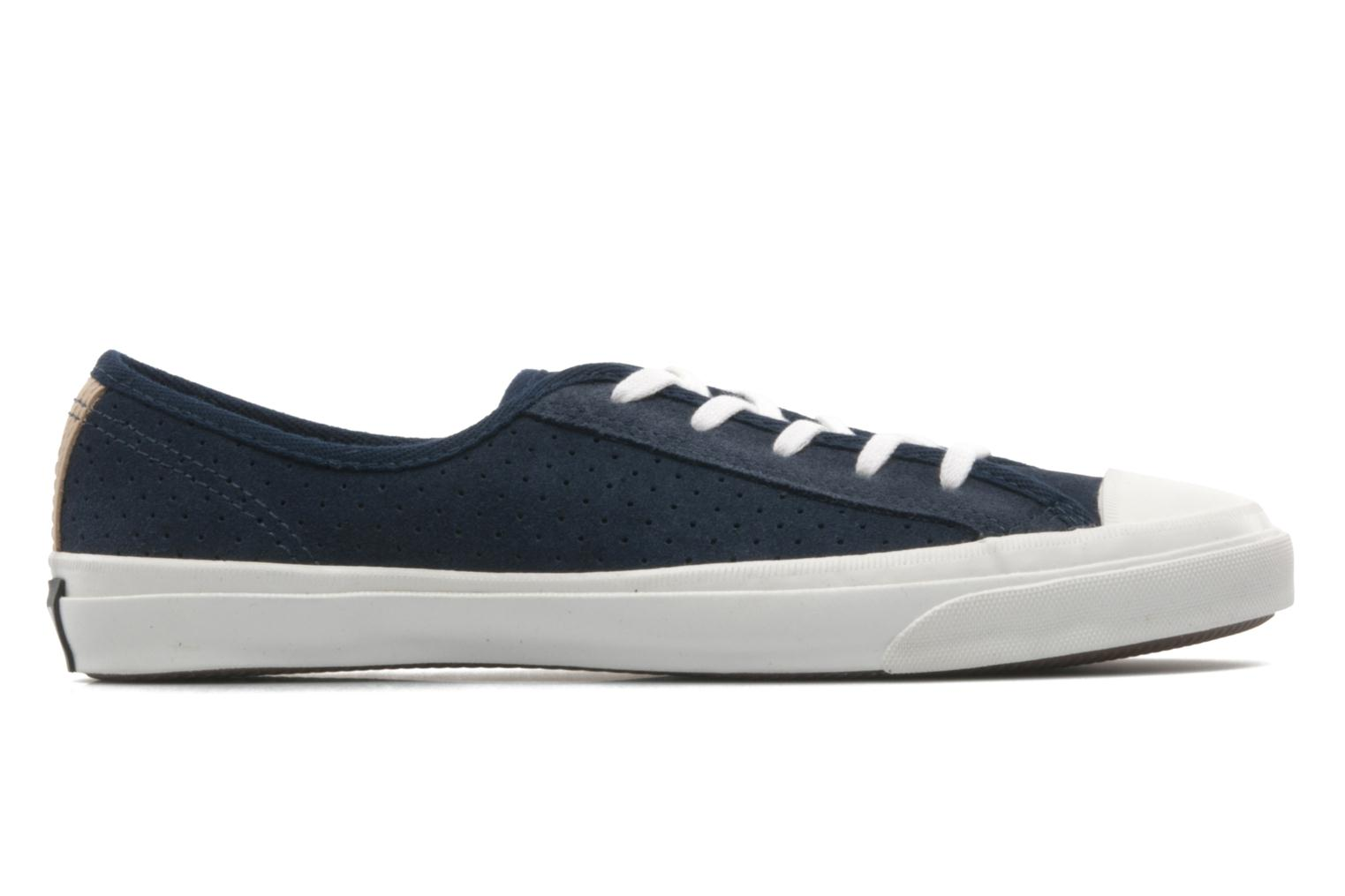 Sneakers Converse Trainer Perf Ox W Blauw achterkant