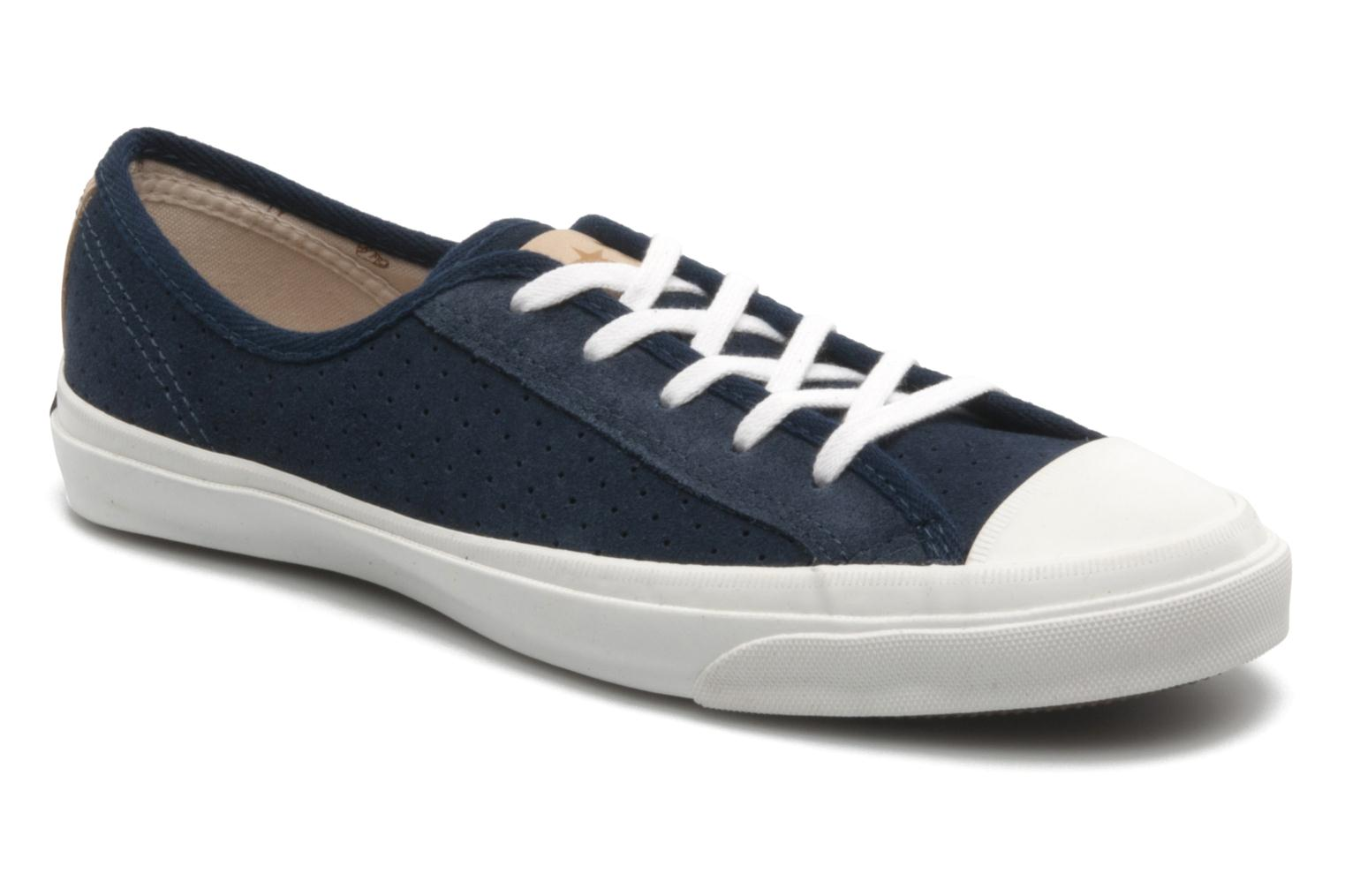 Sneakers Converse Trainer Perf Ox W Blauw detail